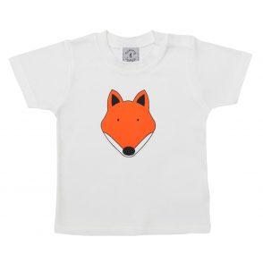 Babies Fox T-Shirt - Short Sleeve