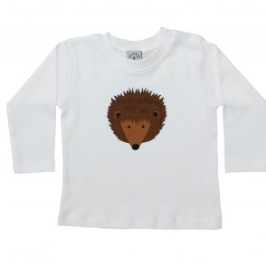 Babies Hedgehog T-Shirt - Long Sleeve