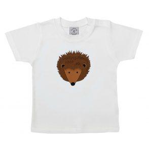 Babies Hedgehog T-Shirt - Short Sleeve