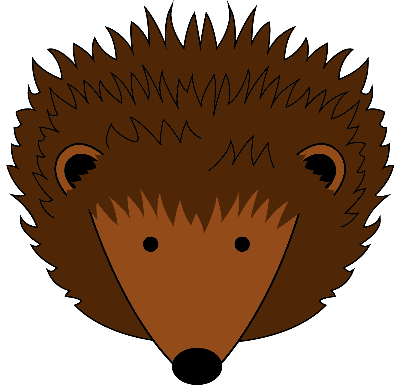 British Hedgehog Design