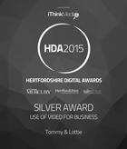 Herts Digital Silver Award