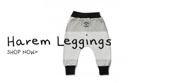 Harem Leggings