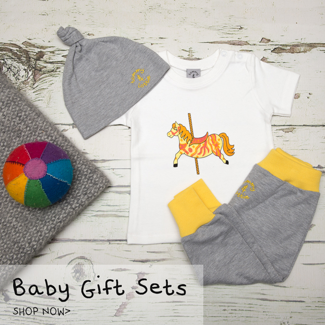 modern baby clothes - baby gift sets