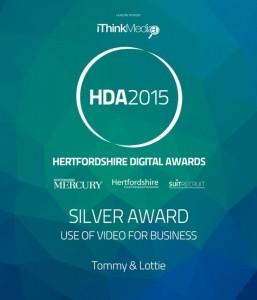 HDA2015award