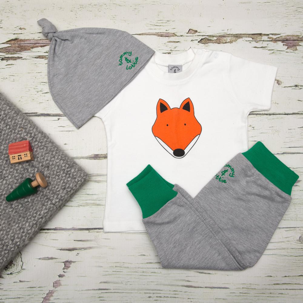tommy & lottie fox, harem & hat