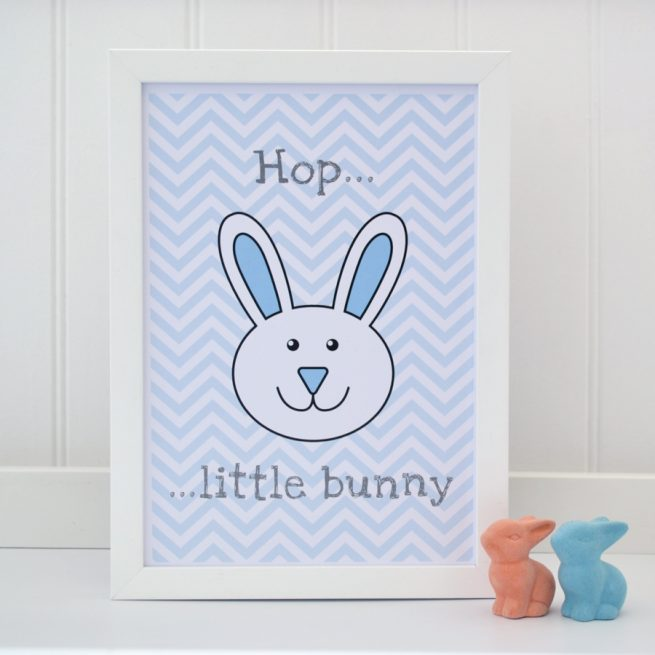 Nursery Rhyme Print