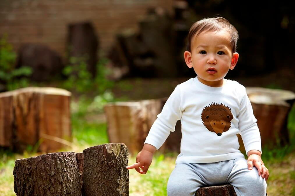 sustainable baby clothing brand - tommy and lottie