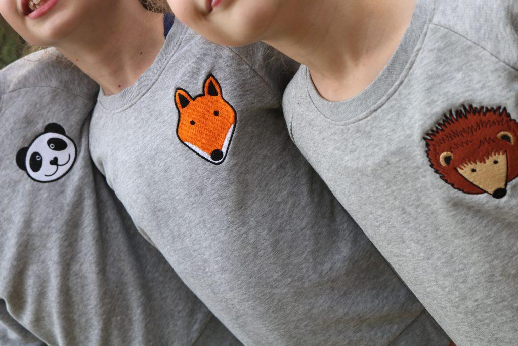 tommy & lottie organic cotton sweatshirts - made to last