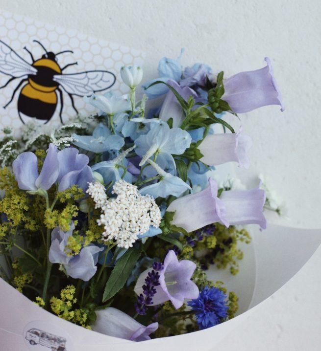 Abigails Flower Truck bee bundle