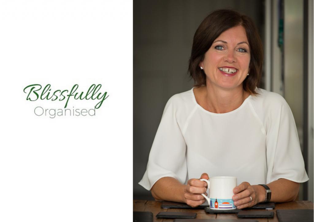 blissfully organinsed - Tracy - inspirational women