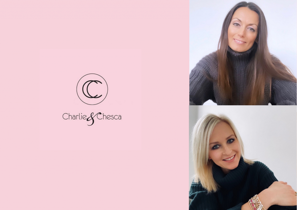 charlie & chesca - charlotte and francesca - inspirational women
