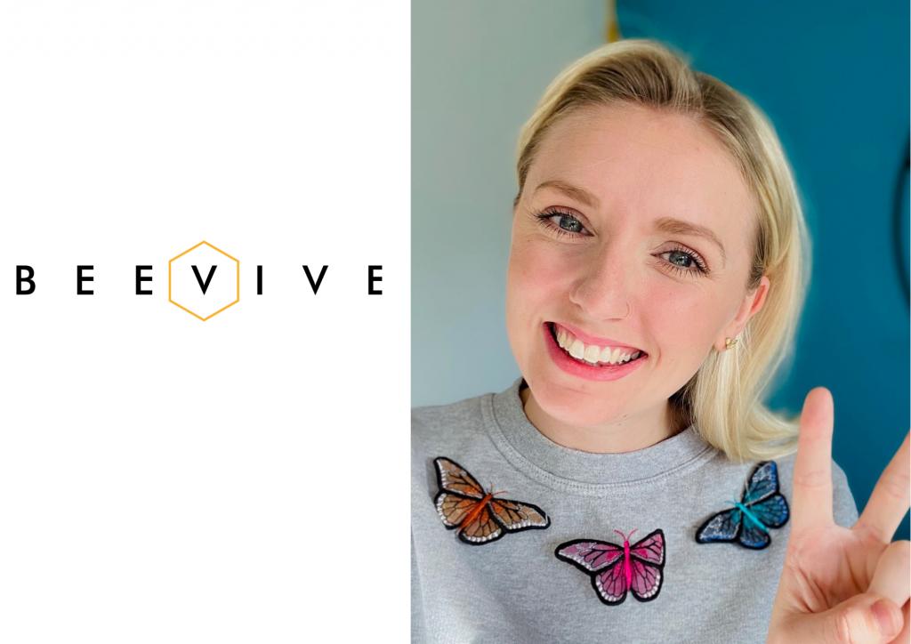 Beevive - Faye Whitley - inspirational women
