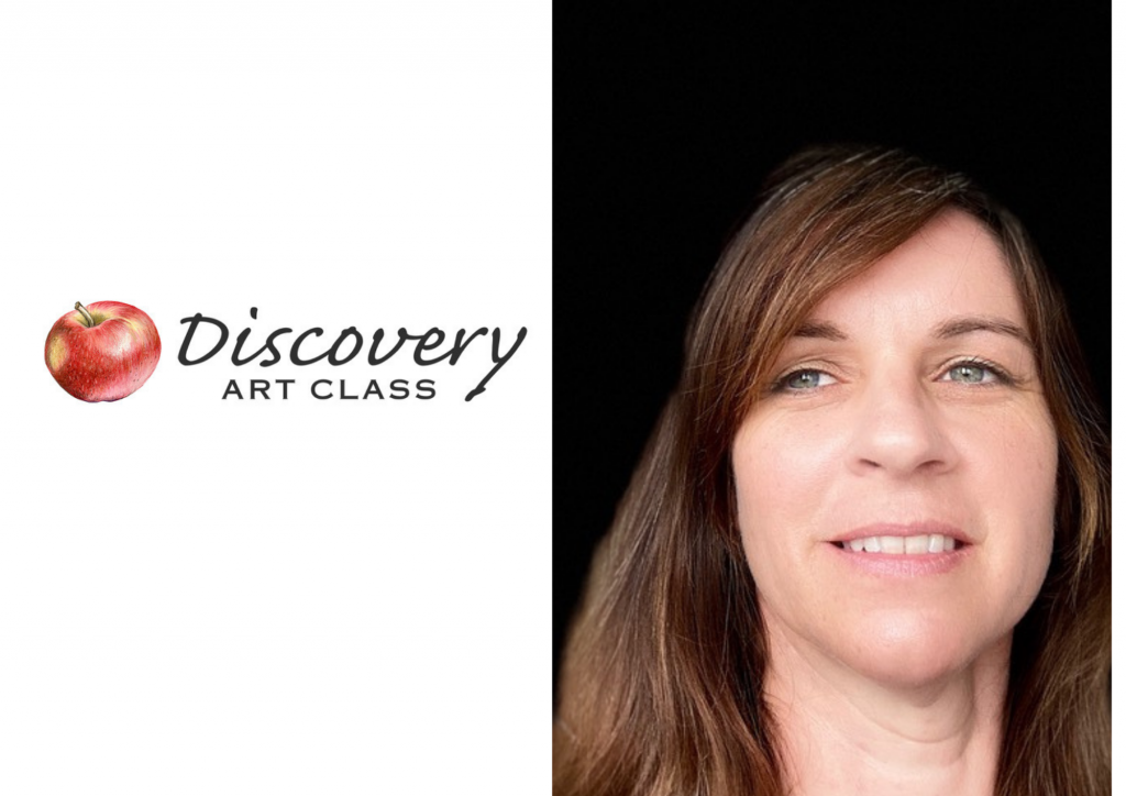 jessie carr - discovery art class