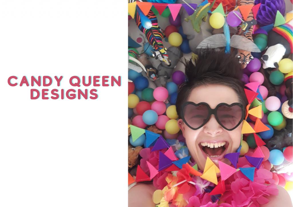 karoline - candy queen designs - inspirational women
