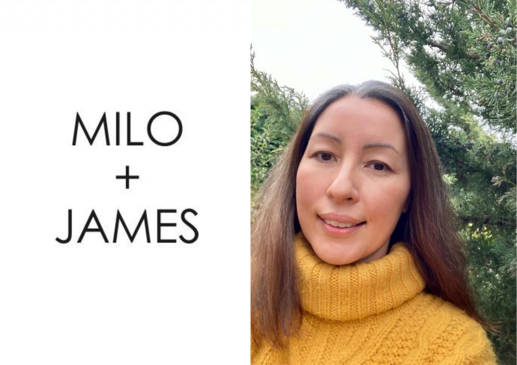 milo and james - Anna