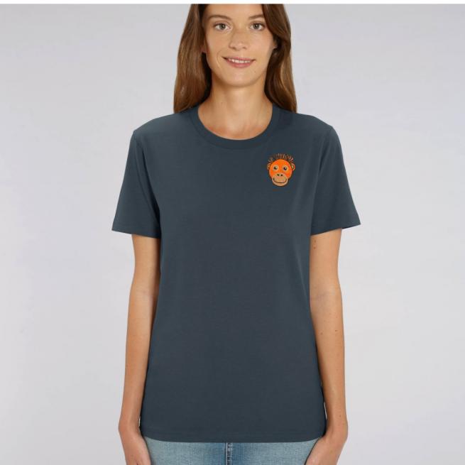 Adults India Ink Grey Creator T Shirt