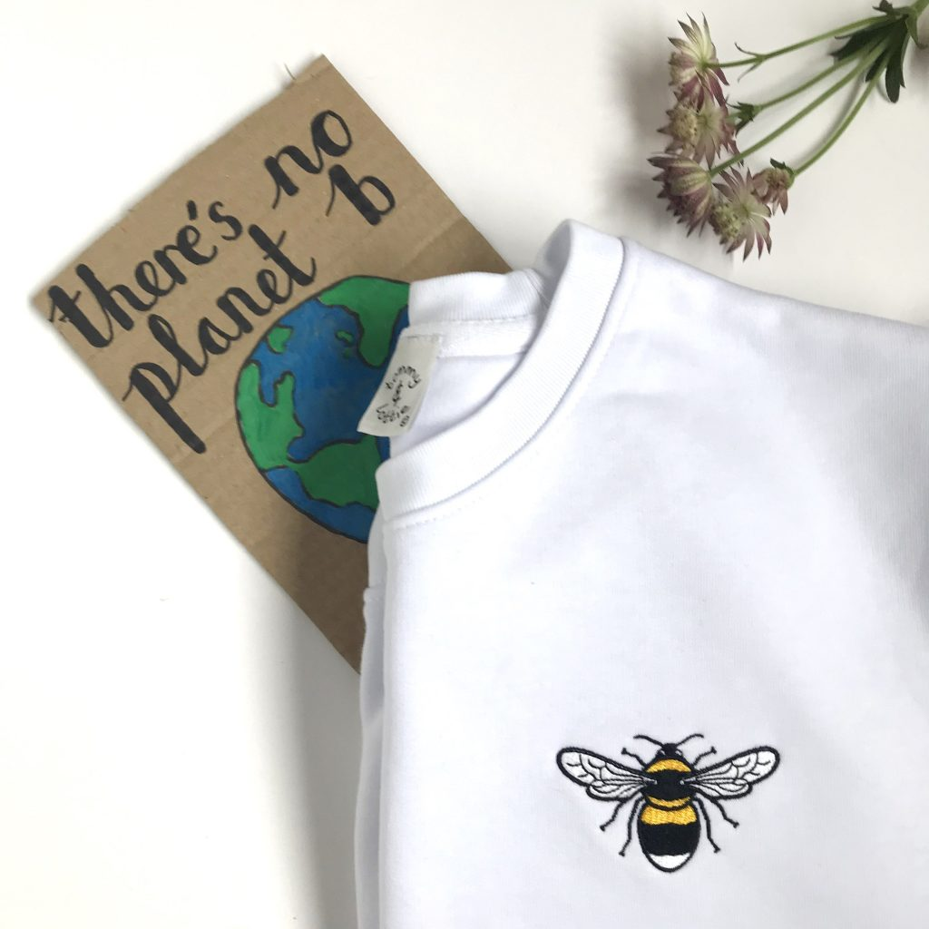 save the bees collection by tommy & lottie