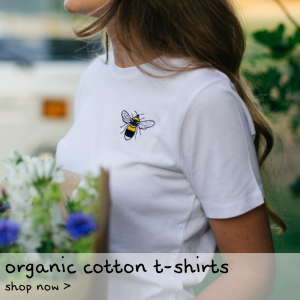 Tommy & Lottie Organic Cotton T Shirts - Kids and Adults